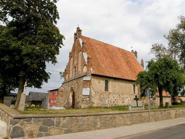 Byszwałd: Kościół św. Andrzeja - full image