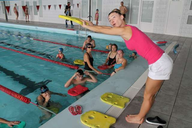Pływać można w każdym wieku! - full image