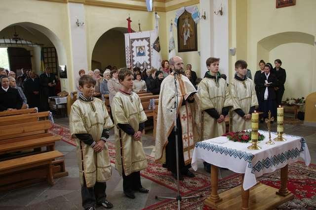 55 lat greckokatolickiej parafii w Dobrym Mieście - full image