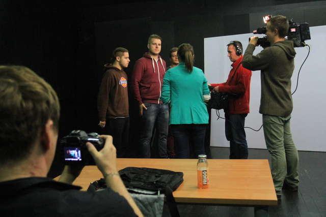 Muzyczny klip promujący Olsztyn. Dziś odbył się casting - full image