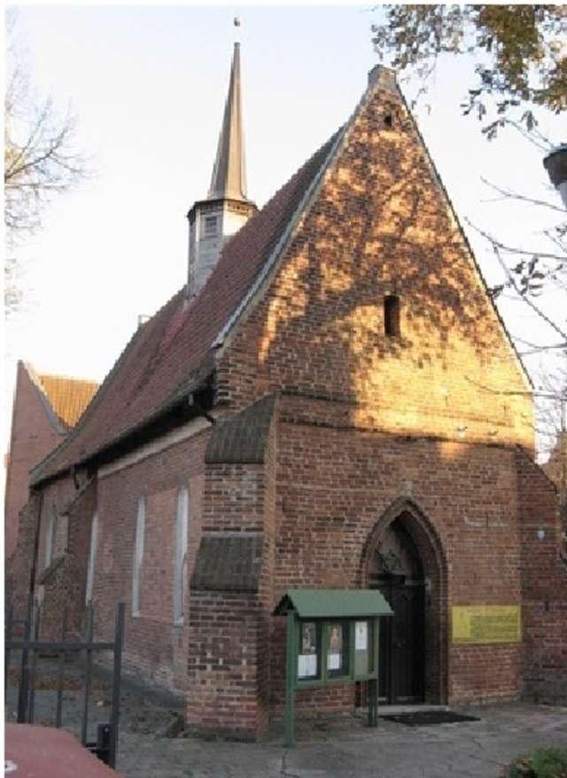 Elbląg: Kościół św. Jerzego - full image