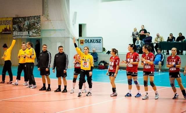 Bracia Mroczkowscy na jednym z meczów - full image
