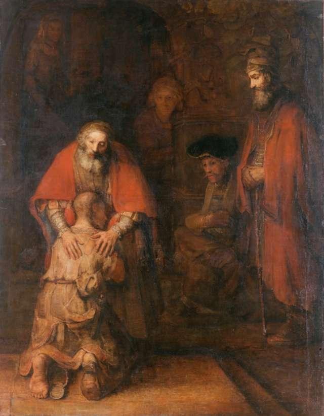 Znalezione obrazy dla zapytania Radość z nawrócenia grzesznika