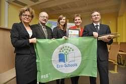 Wśród tegorocznych laureatów certyfikatu znalazła się Szkoła Podstawowa w Małdytach, która to wyróżnienie zdobyła także w 2012 roku