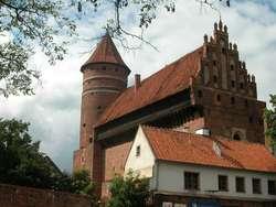 Nie byłoby olsztyńskiego zamku gdyby nie Bartąg