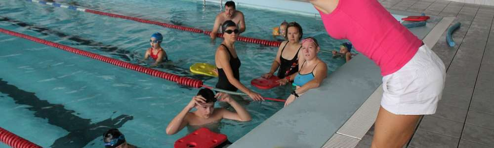 Pływać można w każdym wieku!