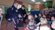 Policjanci spotkali się z przedszkolakami po raz kolejny