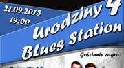 Przyjdź na 4. Urodziny Blues Station