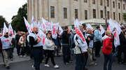 Elblążanie też protestowali w Warszawie