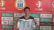 Stomil zdecydował się podpisać kontrakt z japońskim piłkarzem