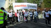 Elblążanie jadą na manifestację do Warszawy