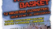 Nocny Trio Basket po raz pierwszy w Elblągu