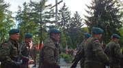 Apel poległych i salwa honorowa w rocznicę wybuchu II wojny światowej
