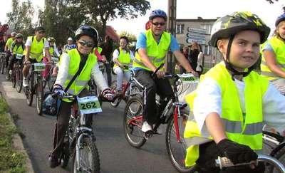 Już w niedzielę rodzinny rajd rowerowy. Do wygrania rower