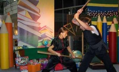 Pokaz Kung Fu