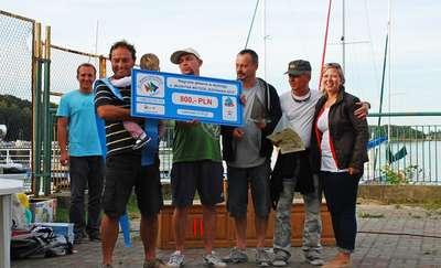 Popłyń w regatach O Błękitną Wstęgę Jezioraka