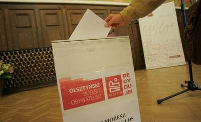 Ostatnia szansa na wybór projektu Olsztyńskiego Budżetu Obywatelskiego