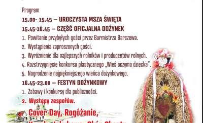 Dożynki gminne w Nikielkowie