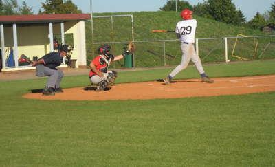 Turniej baseballa na Polach Grunwaldzkich
