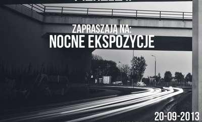 Nocne Ekspozycje w Olsztynie