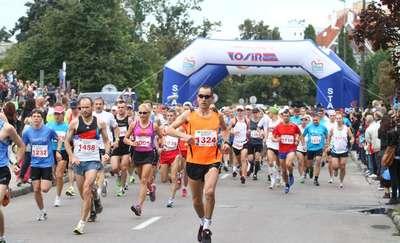 Biegacze opanują Olsztyn. W niedzielę II Półmaraton Jakubowy
