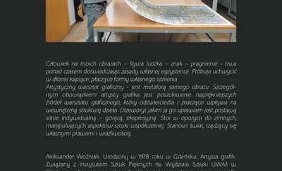 Wystawa Aleksandra Woźniaka
