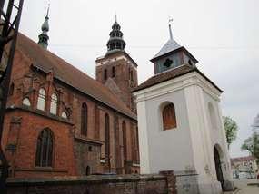 Kościół pw. św. Apostołów Piotra i Pawła w Lidzbarku Warmińskim