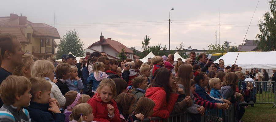 Koncert Arki Noego zobaczyły tłumy