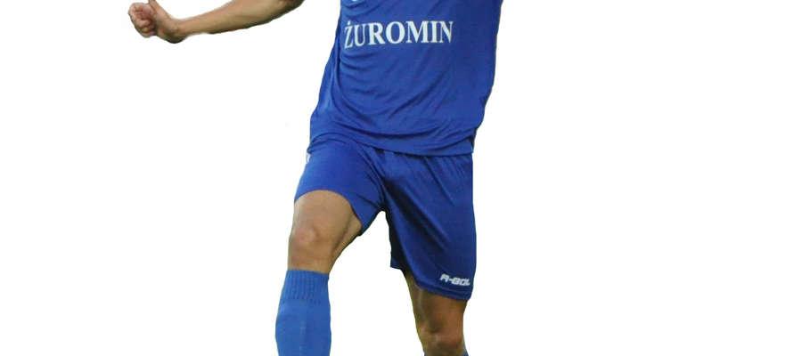 Bramka zdobyta przez Bartłomieja Nowackiego pozwoliła zdobyć trzy punkty