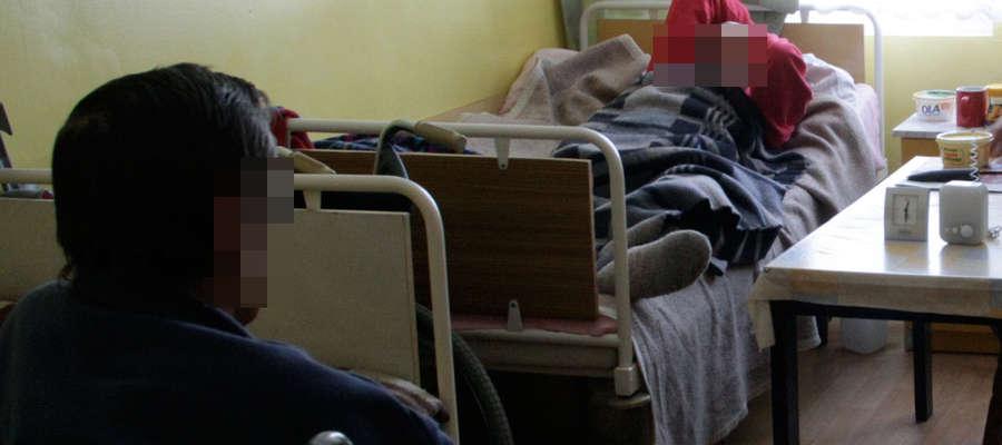 W domu dla bezdomnych przebywa obecnie 50 mężczyzn