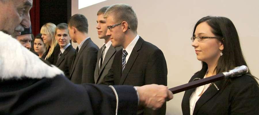 Inauguracja roku akademickiego w PWSZ