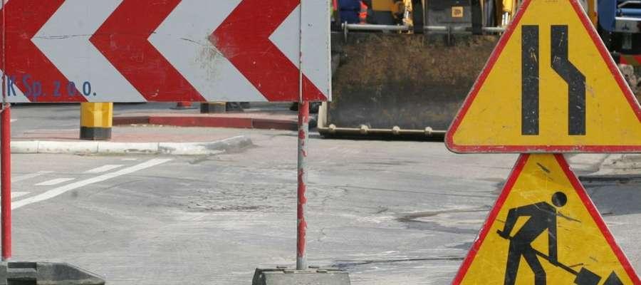 Na trasie Lipowina-Podleśne drogę remontowali nietrzeźwi pracownicy