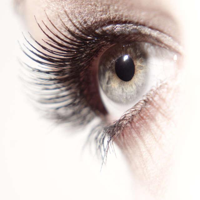 Doskonała oprawa oczu - full image