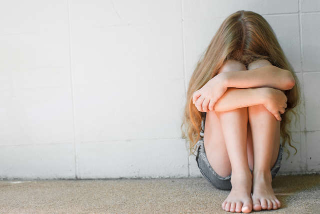 Dziecko z depresją? Nie lekceważ tego - full image