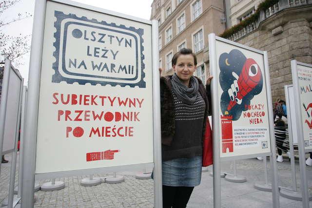 Olsztyn leży na Warmii! - full image