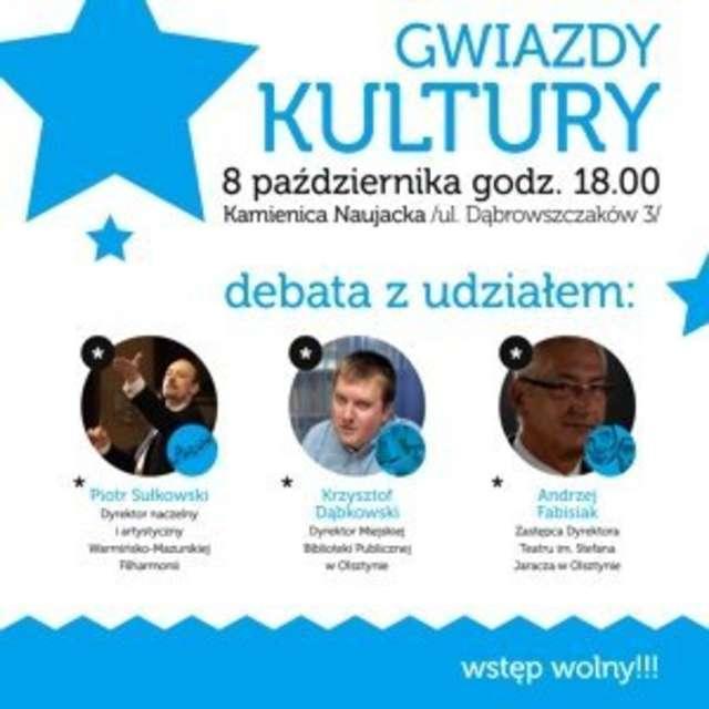 """""""Gwiazdy Kultury"""" w MOK-u - full image"""