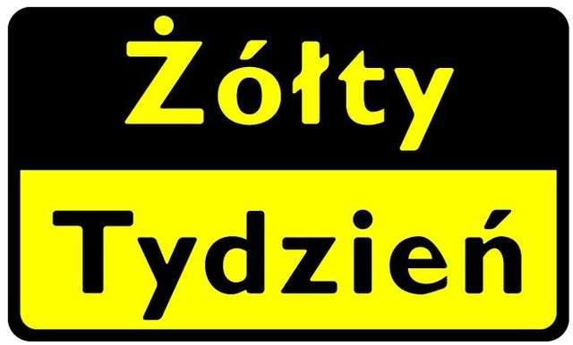 Akcja Żółty Tydzień. Zadbaj o zdrowie, zaszczep się!  - full image
