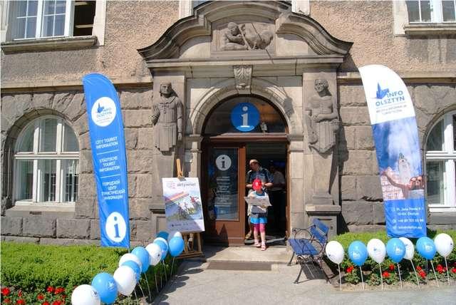 Olsztyn: Miejska Informacja Turystyczna otwarta do końca roku - full image
