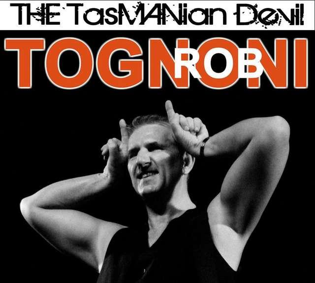 Rob Tognoni w Olsztynie. Zapraszamy na koncert! - full image