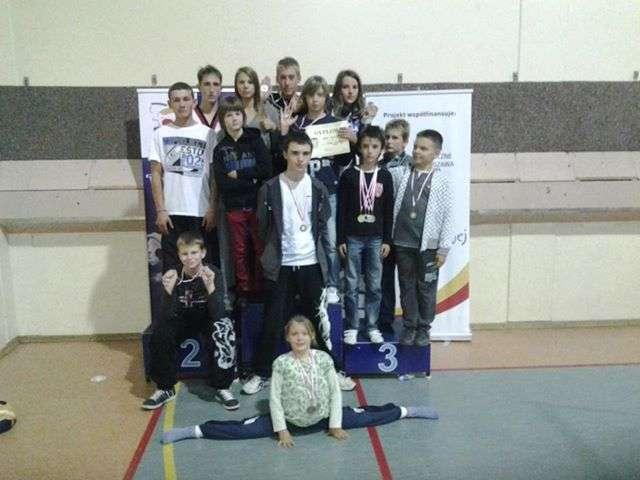Finał Warszawskiej Olimpiady Młodzieży w Taekwondo - full image