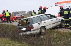 Śmiertelny wypadek na trasie Borawskie-Plewki