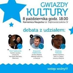 """""""Gwiazdy Kultury"""" w MOK-u"""