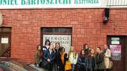 Młodzi dziennikarze odwiedzili redakcję Gońca Bartoszyckiego