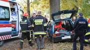 Wypadki na drogach: 10 osób rannych