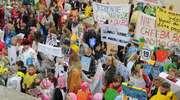 Strajk Żywności w Elblągu. Zdjęcia