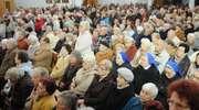 Tłumy wiernych na uroczystości ustanowienia sanktuarium