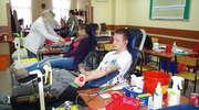 Oddali ponad osiem litrów krwi