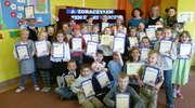 Konkurs recytatorski poezji Juliana Tuwima w Szkole Podstawowej w Nowicy