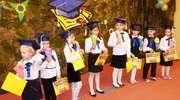 Ślubowanie klasy pierwszej w Szkole Podstawowej w Pakoszach