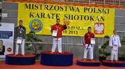 Karate. Brąz dla Patryka Hassa